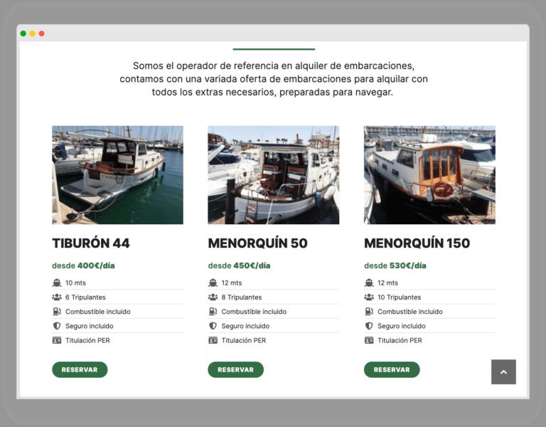 motor-reservas-embarcaciones-listado